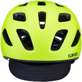 Giro Cormick Helmet matte hlght yellow/black